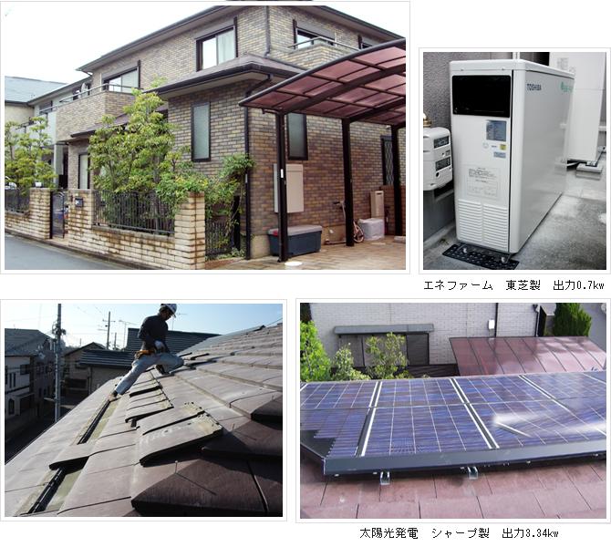 W発電の使用例