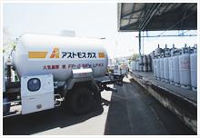 ダイワエネルギー株式会社 勝浦営業所 充填設備